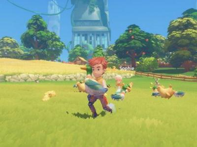 My Time at Portia is leaving early access next week