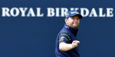 Branden Grace records first 62 in major history at the British Open