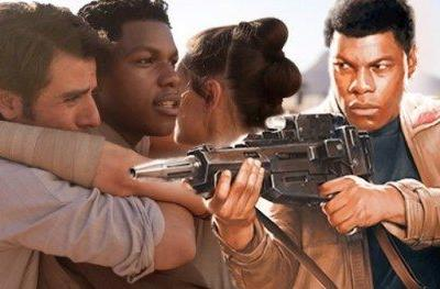 John Boyega Just Got Some Amazing Star Wars 9 Wrap GiftsJohn