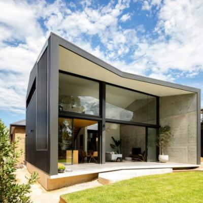 Binary House / Christopher Polly Architect