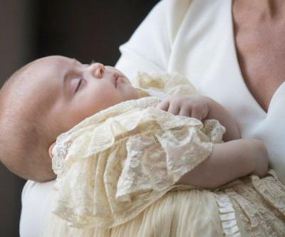All The Sweetest Moments From Prince Louis's Christening
