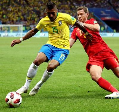 Paulinho: World Cup exit harder to accept than 2014 humiliation