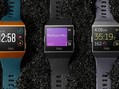 Fitbit Announces Deal to Bring Glucose Monitoring Data to its Ionic Smartwatch