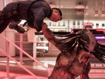 Watch Shane Black's Full Apology On The Predator Red Carpet