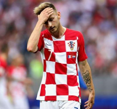Croatia bowed to 'completely synced' France - Victor Agali