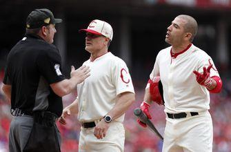 Reds fall to Dodgers 8-3