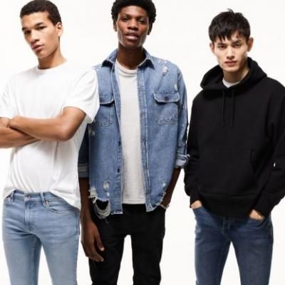 Fit In, Stand Out: Discover Topman Spring '19 Denim Campaign