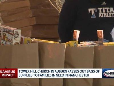 Church members from Auburn supply families in need during COVID-19 pandemic