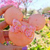 Disneyland Just Created a Minnie-Shaped Macaron Unlike Any It's Ever Sold Before