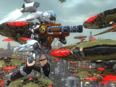 Earth Defense Force 5 Review - A Weakening Resistance