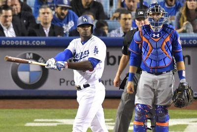 Mets have no answers for showboating Puig, Dodgers