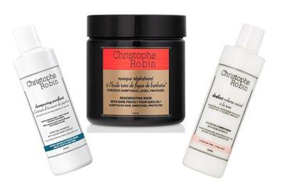 Product Pick:Christophe Robin Shampoo & Conditioner for Color-Treated Tresses