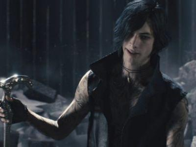 Devil May Cry 5's Third Playable Character, V, is Dashing, Trish and Lady Spotted in New Trailer