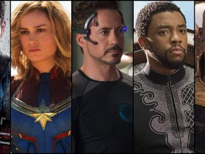 Highest-Grossing MCU Movies At The Box Office