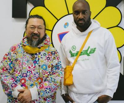 "A Look Inside Virgil Abloh & Takashi Murakami's ""TECHNICOLOR 2"" Exhibition"