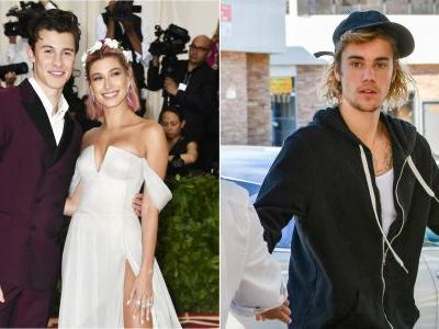 Justin Bieber Tells People to 'Relax' After Shawn Mendes Likes Hailey Baldwin's Picture