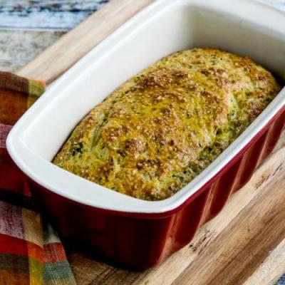 Low-Carb Gluten-Free Savory Bread