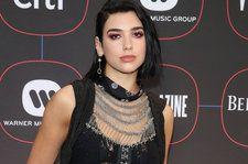 Grammy Nominees Dua Lipa & Nipsey Hussle Shine at Warner Music Group's Pre-Grammy Party