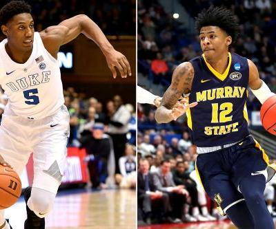 Barrett or Morant? Knicks begin working on draft decision they won't get to make