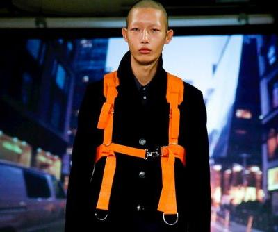 Tonsure & Woolmark Link for a Parachute Strap Heavy Fall/Winter 2018 Collection