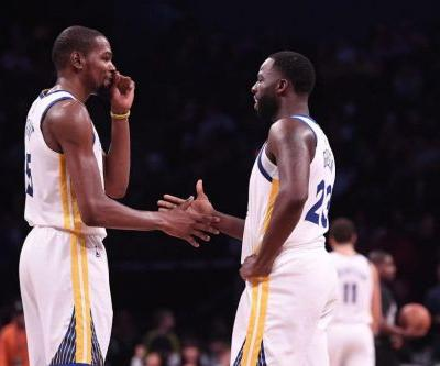 Report: Draymond Green Called Kevin Durant a 'Bitch' During Confrontation