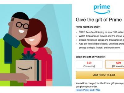 Here's How to Lock In Another Year of Prime For $99