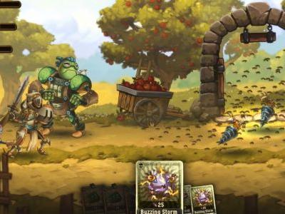 Image & Form announces SteamWorld Quest, the latest game in the SteamWorld series