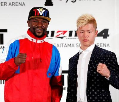 Meet 20-year-old Tenshin Nasukawa, Floyd Mayweather's next opponent who loves anime, aliens, and Harry Potter