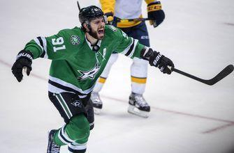 PHOTOS: Dallas beats Nashville 2-1 in OT in Game 6, wins series 4-2