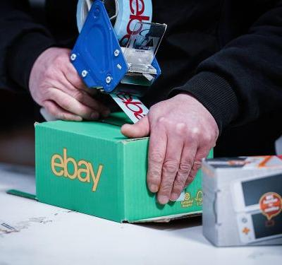 Ebay says that Cyber Monday and Black Friday set sales records for the site