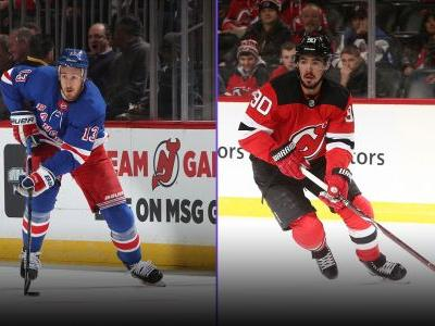 NHL trade news: Rangers, Devils hold out players as trade deadline looms