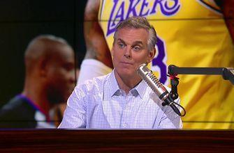 Colin Cowherd spotted the biggest problem for the Lakers during their win against the Warriors