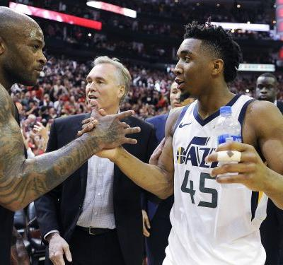 The Triple Team: Injured Jazz fight, but Paul's 41 point game ends remarkable season