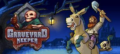 Now Available on Steam - Graveyard Keeper