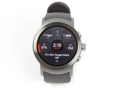 LG Watch Sport review: Google's bulky watch breaks free from the smartphone