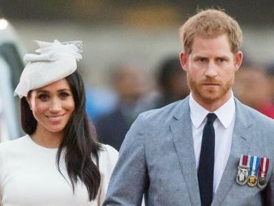 Meghan Markle Wore a Thing: White Zimmermann Dress in Fiji Edition