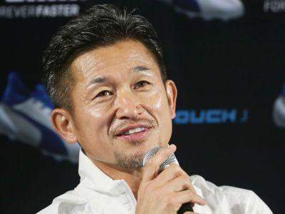 The 50-year-old footballer: Kazuyoshi Miura still going strong at Yokohama FC