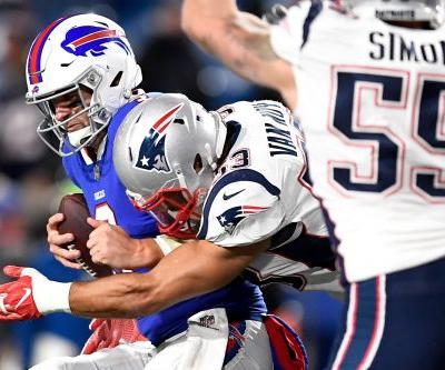 McCoy laments 13-yard outing in Bills 25-6 loss to Patriots