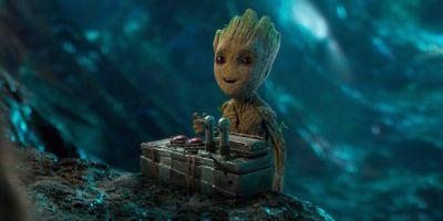 New Guardians 2 Poster Features A Hilarious Baby Groot