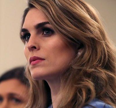 Hope Hicks Lands A New Job That May Bring The President & Fox News Closer