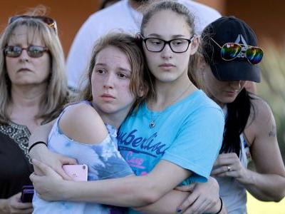 10 people were killed at a school shooting in Santa Fe, Texas- here's how the attack and the suspect's surrender unfolded