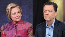 Hillary Clinton Needed Only 3 Words To Respond To James Comey Report