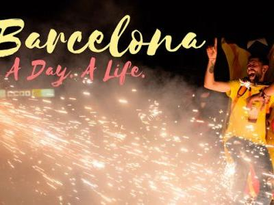 Barcelona. A Day. A Life. ~ A Short Film by Ben Holbrook