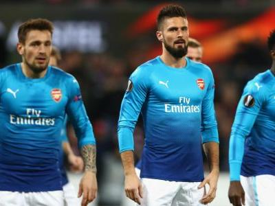 Wenger's second string need Ozil and Sanchez if they want Europa League glory