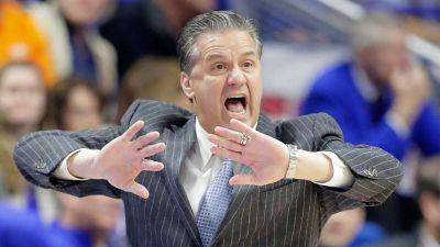 John Calipari defends fired N.C. State Mark Gottfried in epic rant