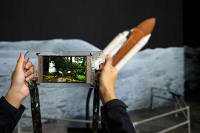 Into the Wild: An Immersive Adventure at ArtScience Museum in Singapore Delivered on the Lenovo Phab 2 Pro with Tango