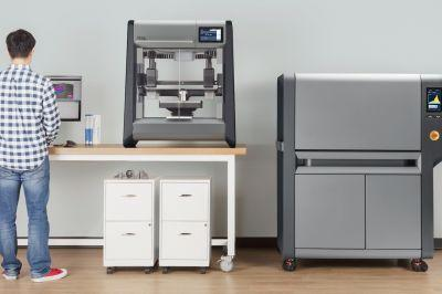 Desktop Metal, Backed By $97M, Unveils Its First Metal 3D Printers