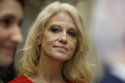 Office of Government Ethics recommends the White House investigate Kellyanne Conway
