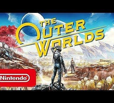 The Outer Worlds Comes to Life on Nintendo Switch - At Some Point