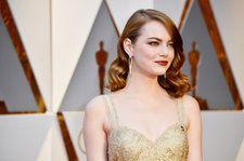 Watch Justin Timberlake Photo Bomb Emma Stone During the 2017 Oscars Pre-Show